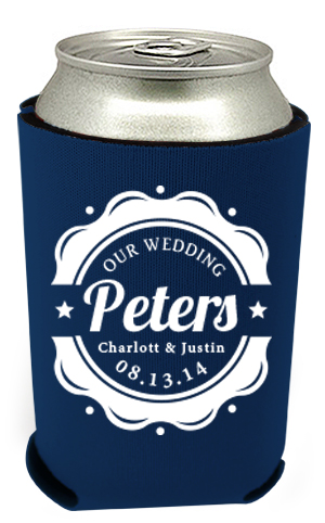 Wedding Can Coolers 26
