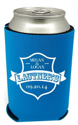 Wedding Can Coolers 31