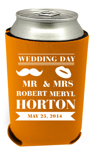 Wedding Can Coolers 42