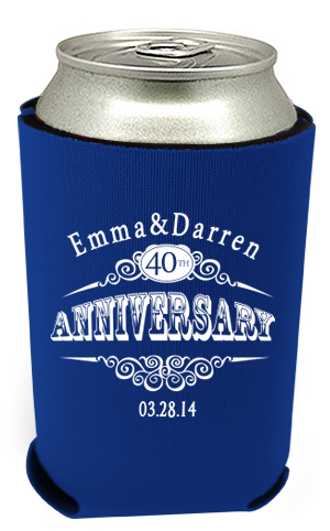 40th Anniversary Can Coolers 11
