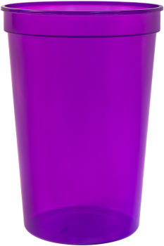 16oz Blank Stadium Cups | Blank Stadium Cups