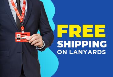 Free Shipping On Lanyards
