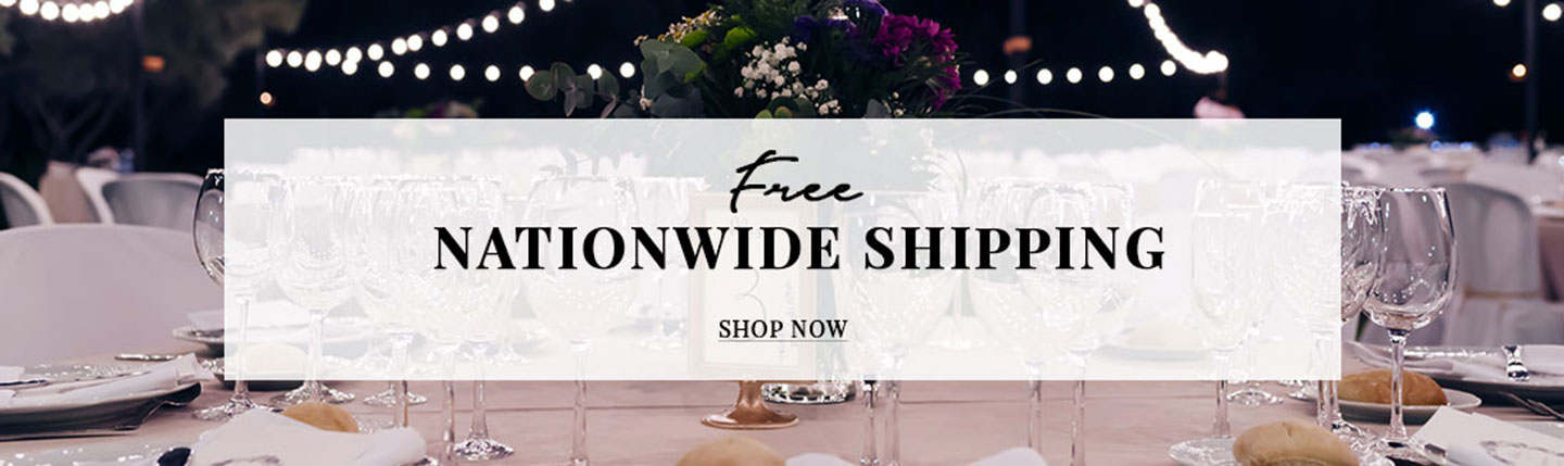 Free Shipping Nationwide - Wedding Favors Personalized