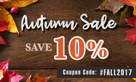 Fall Special Sale