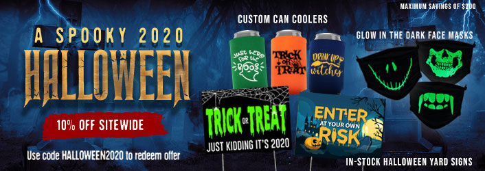 Custom Halloween Products
