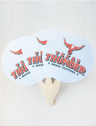 Custom Hand Fans