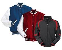 Custom Athletic Jackets