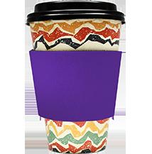 Blank Coffee Wraps