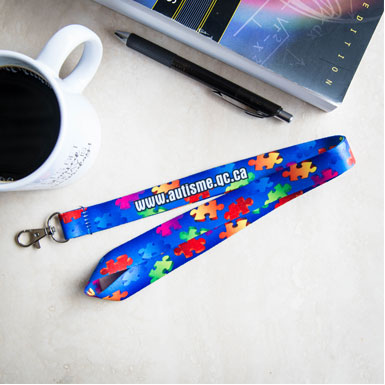 Custom Full Color Lanyards