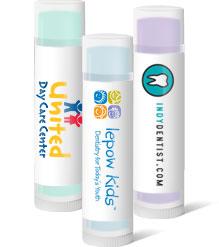 Custom Natural Tinted Beeswax Lip Balm