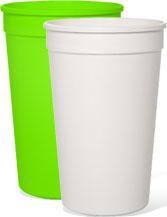 Blank 32oz Stadium Cups