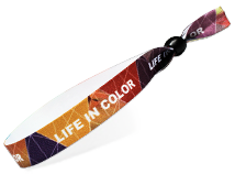Custom Cloth Wristbands