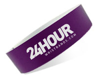 Custom Vinyl Wristbands