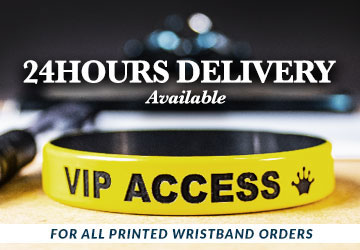 Free Wrist Band Delivery Offer